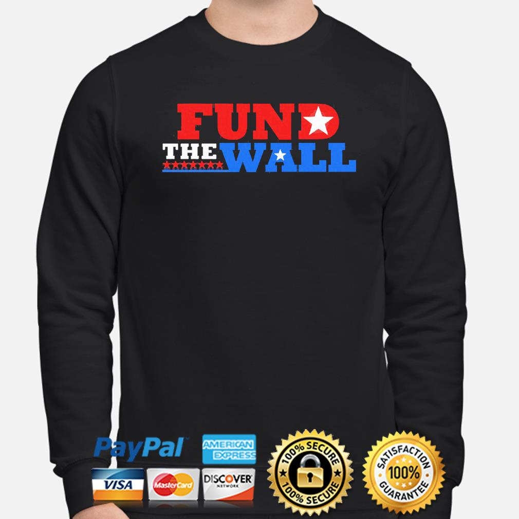 Fund the wall s sweater