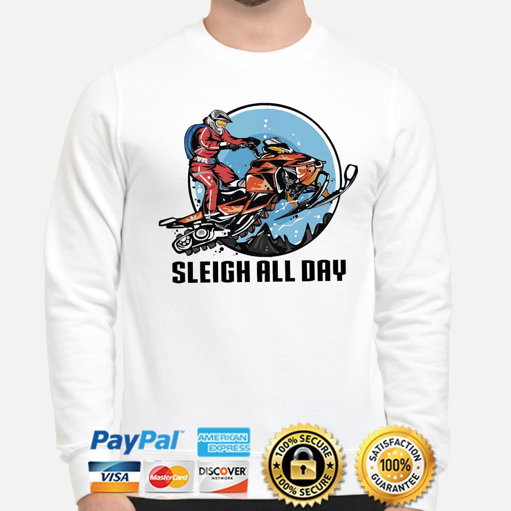 Sleigh all day s sweater