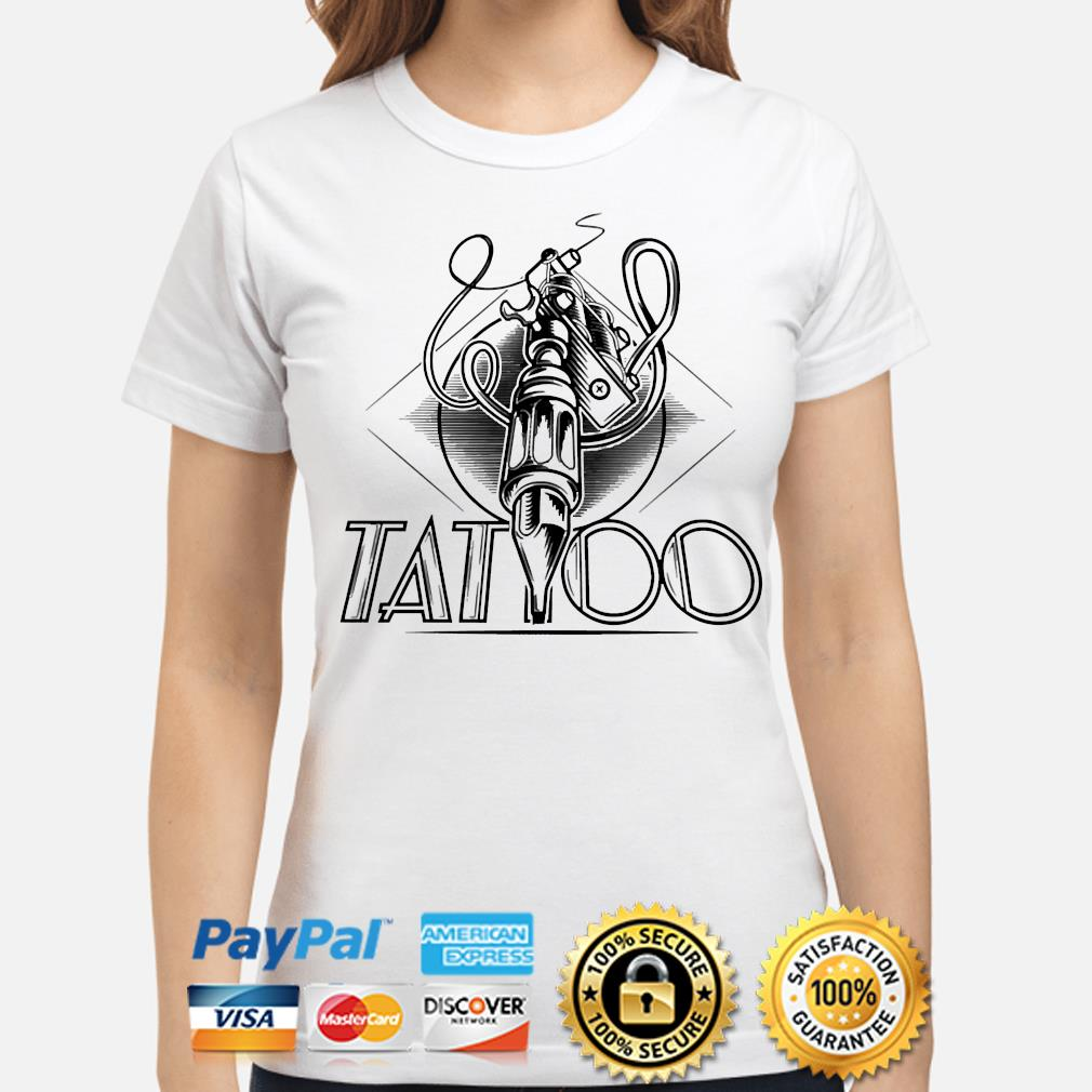 Tattooing Machine shirt