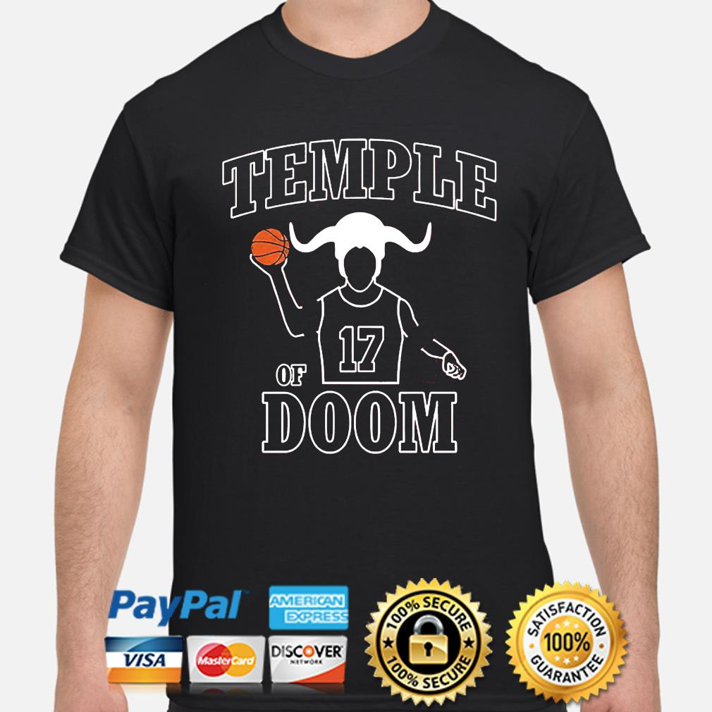 Temple of doom shirt