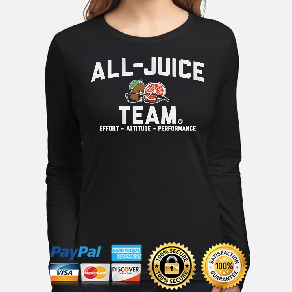 Terez paylor all-juice team 2021 long-sleeve