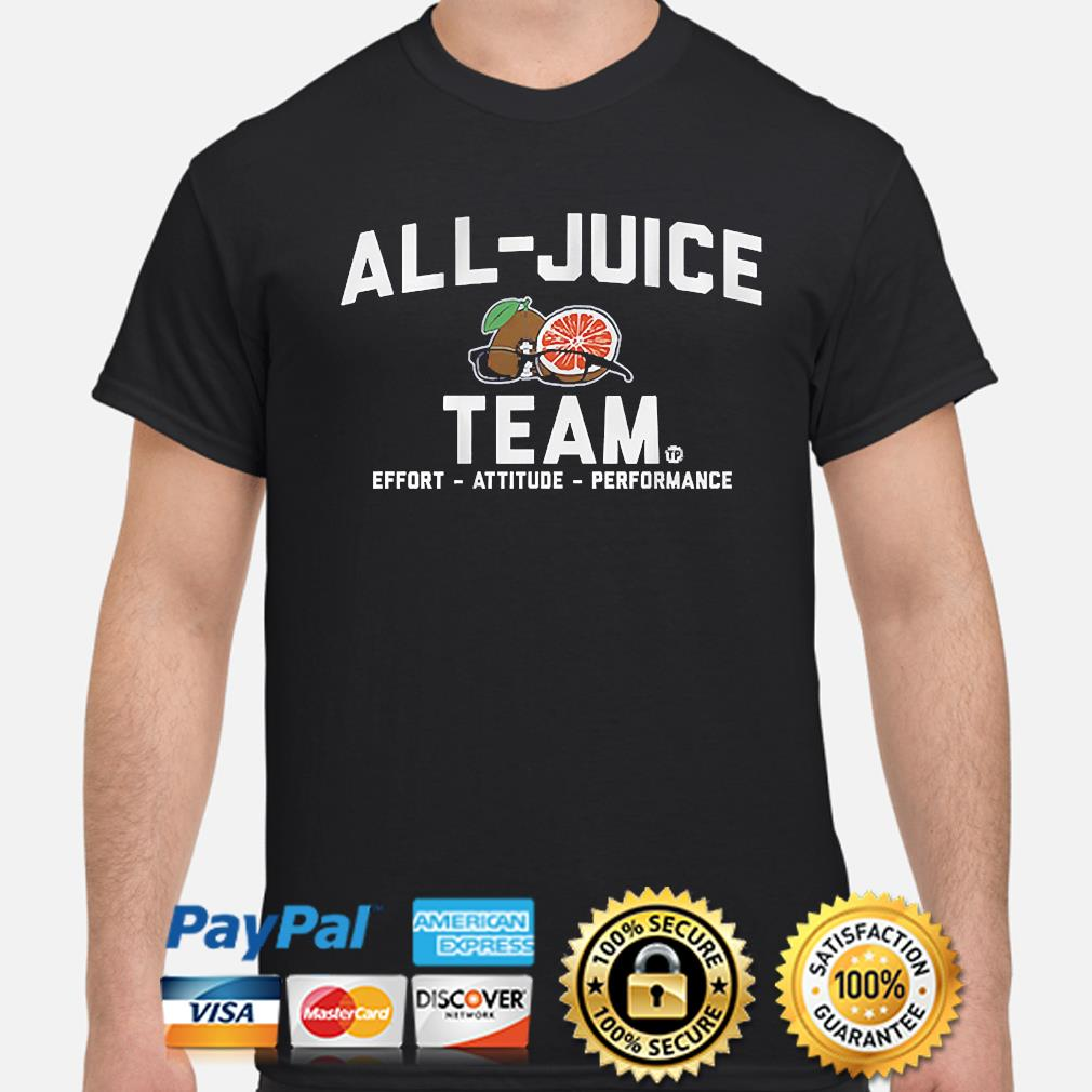 Terez paylor all-juice team 2021 shirt