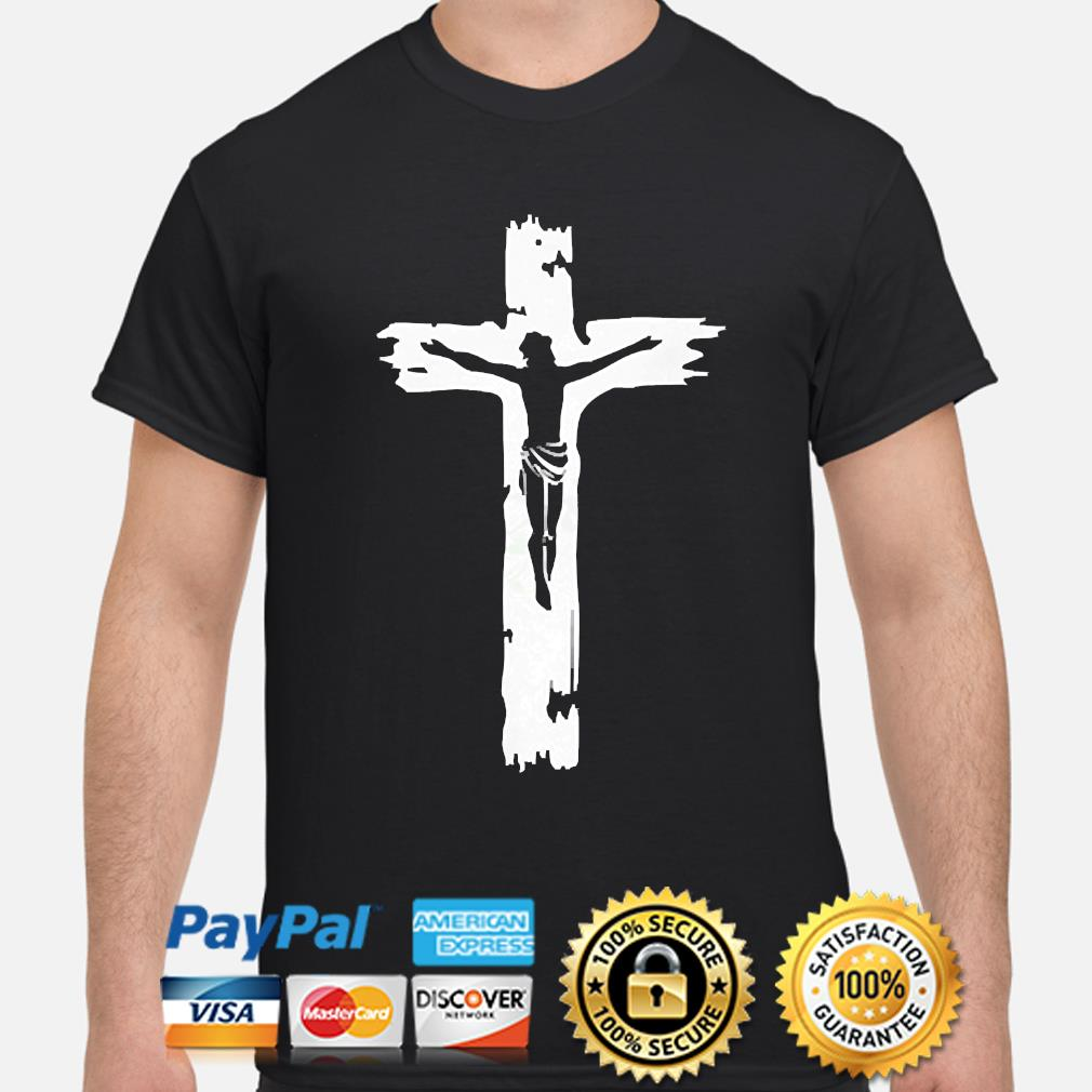 Cross Jesus shirt