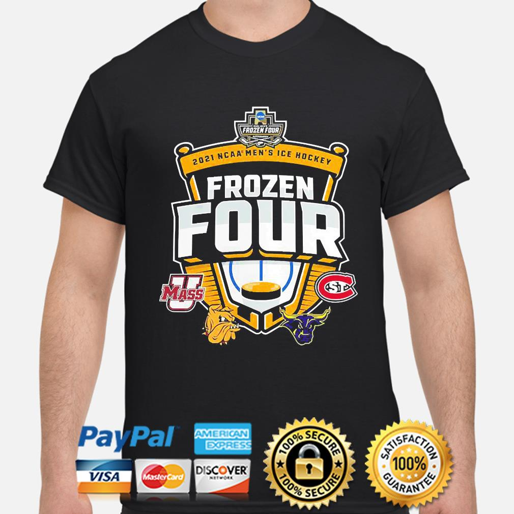 Frozen four ncaa men's ice hockey shirt