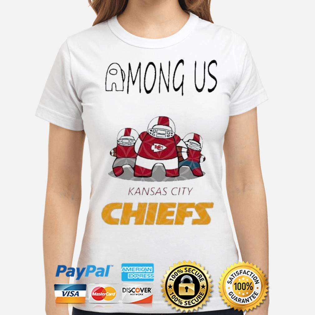 Kansas city Chiefs among us nfl Kansas city Chiefs among us shirt