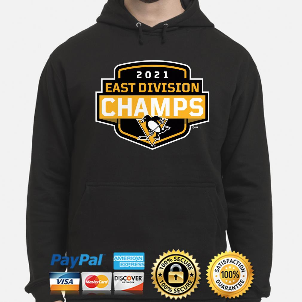 Pittsburgh Penguins 2021 East Division Champions Coming At You s hoodie