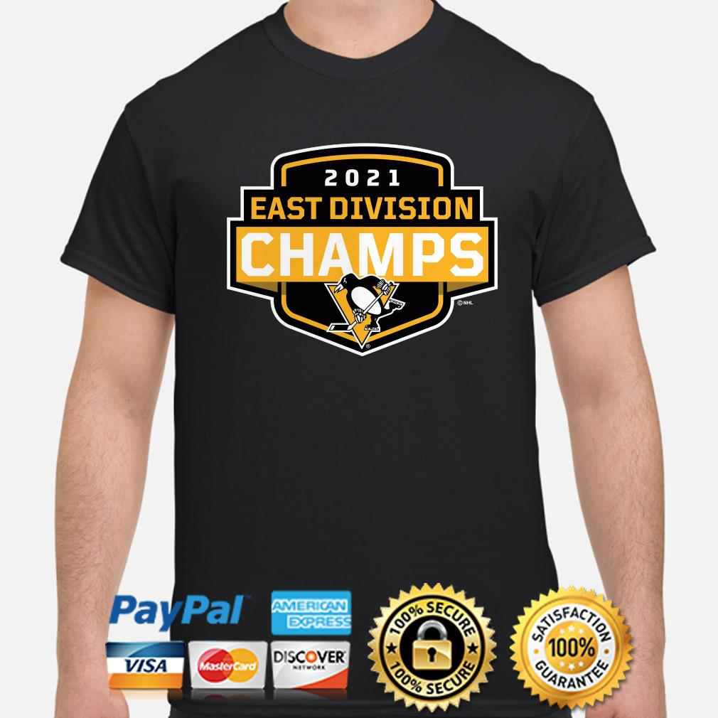 Pittsburgh Penguins 2021 East Division Champions Coming At You shirt