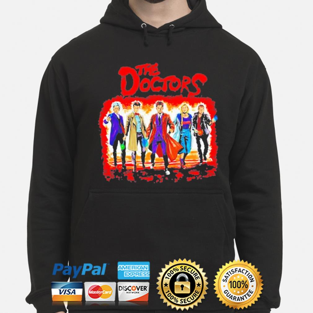 The doctors who s hoodie